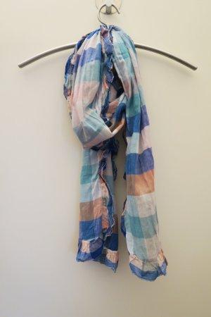 H&M Silk Scarf multicolored