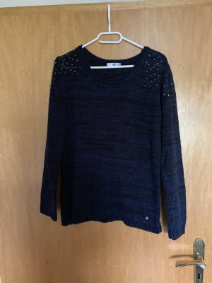 AJC Crewneck Sweater dark blue