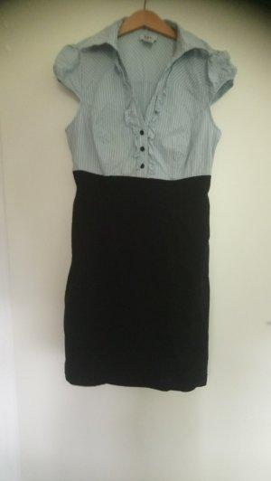 Blau-Schwarzes Kleid bonprix 40