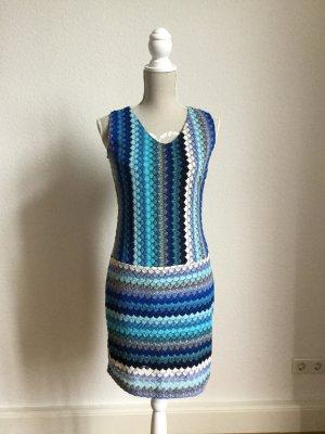 Blau Sommerkleid von Heine