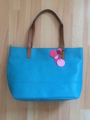 Blau Tasche Tote Bag NEU