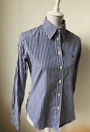 Blau/weiß gestreifte Bluse von GANT