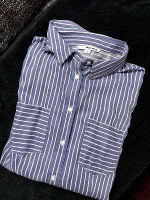 Blau-Weiß-Gestreifte Bluse von Tally Weijl