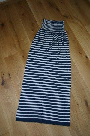 blau-weiß gestreiftes ESPRIT Sommerkleid in Gr. S/M