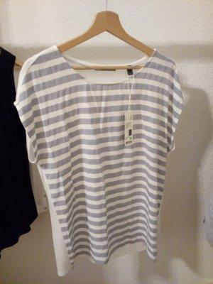 blau weiß gestreiftes Shirt  - Größe M - neu