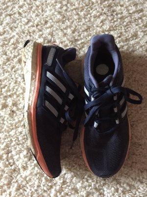 Blaue Adidas energy Sneakers Größe 38 2/3