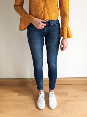 Blaue AllSains MAST TWISTED Jeans