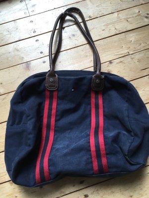 Blaue Bag von hilfiger