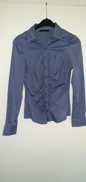 no name Splendor Blouse cornflower blue
