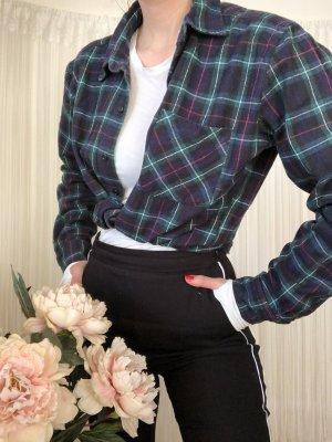 American Apparel Blusa-camisa multicolor