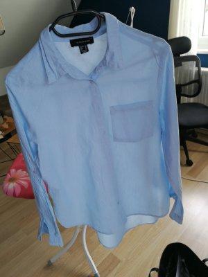 Blaue Bluse Primark