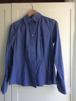 Blaue Bluse von Benetton
