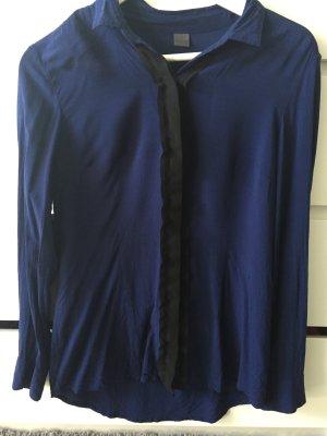 Blaue Bluse von Esprit in 36