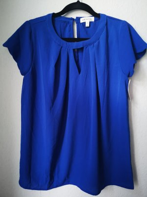 blaue Bluse von faith and joy
