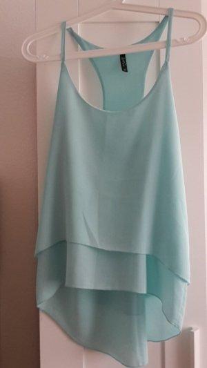 Blaue Bluse von Forever 21