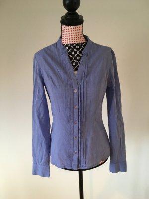 Blaue Bluse von H&M