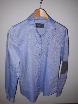 Blaue Bluse von Marc O'Polo