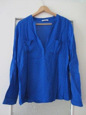 Blaue Bluse von Promod