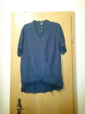 blaue Bluse von Street One