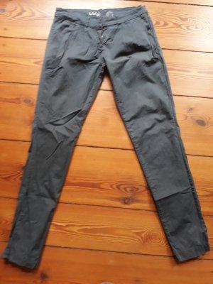 Gang Pantalon à pinces bleu coton