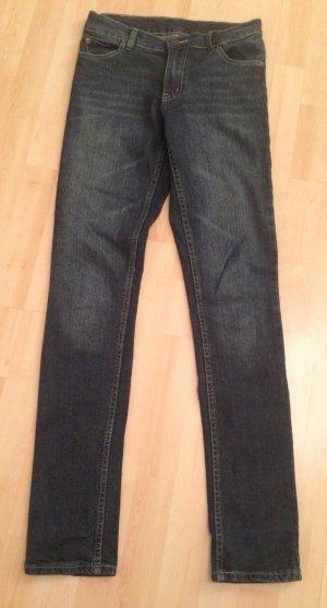Blaue Cheap Monday Jeans, 27/34