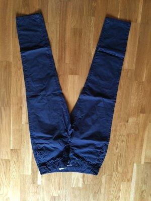 Blaue Chino Hose von C&A