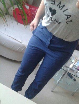 Blaue Chino Hose von H&M