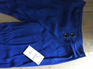 Blaue Chino von Zara