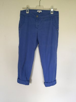 Blaue Chinohose von S. Oliver in Größe 36