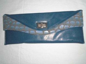 Blaue Clutch von Buffolo