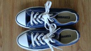 blaue Converse/ Chucks im Größe 37, wie neu