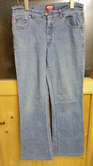 Blaue damen Jeans Hose