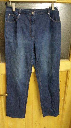 Basler Pantalon bleu foncé