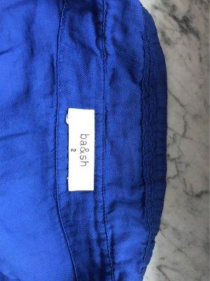 Ba&sh Tunique-blouse bleu