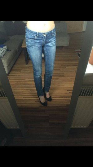 Blaue edc SKIN slim Jeans