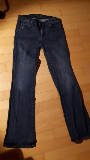 Esprit Urban Casual Boot Cut Jeans blue