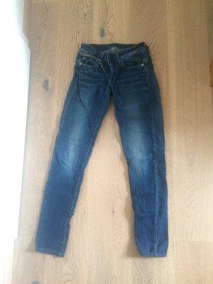 Blaue g-Star Jeans Größe 26 32