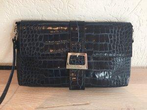 Blaue Handtasche von Madeleine - sehr guter Zustand