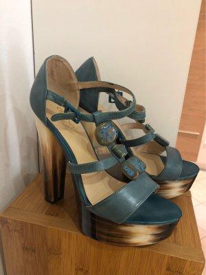 Alisha Tacco alto blu fiordaliso