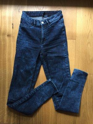 Blaue Highwaist Jeans NEU