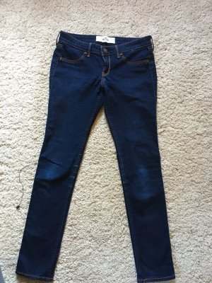Blaue Hollister Jeans