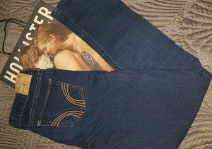 Hollister Skinny jeans blauw