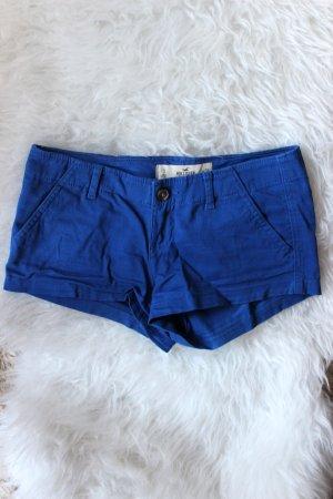 Blaue Hollister Shorts W26 neuwertig