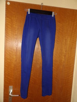 Blaue Hose Jeggings Pieces XS Gr. 34