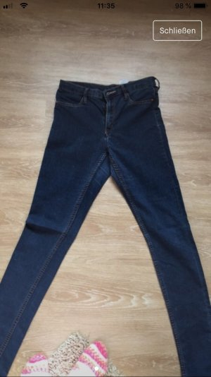 blaue Hose von H&M