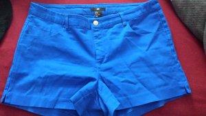 Blaue Hotpant gr. 42