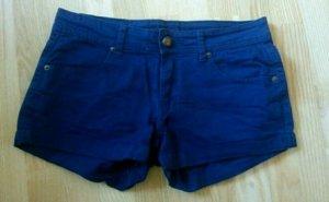 Amisu Short moulant bleu