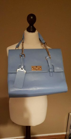 Orsay Bolso business color oro-azul celeste