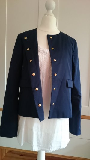 Blaue Jacke von Apriori