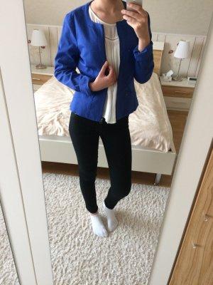 Blaue Jacke von Esprit